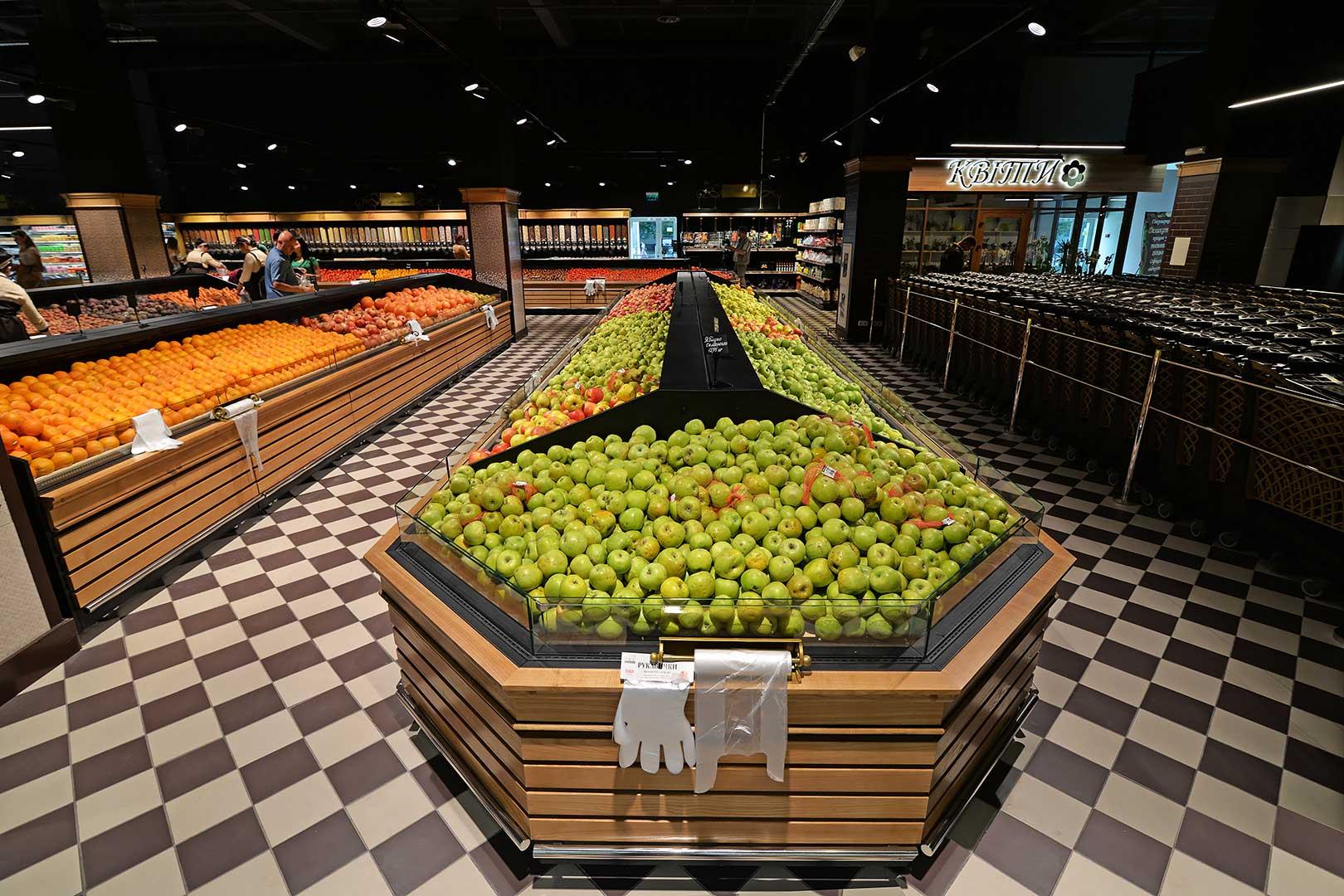 Supermarket Delikat+
