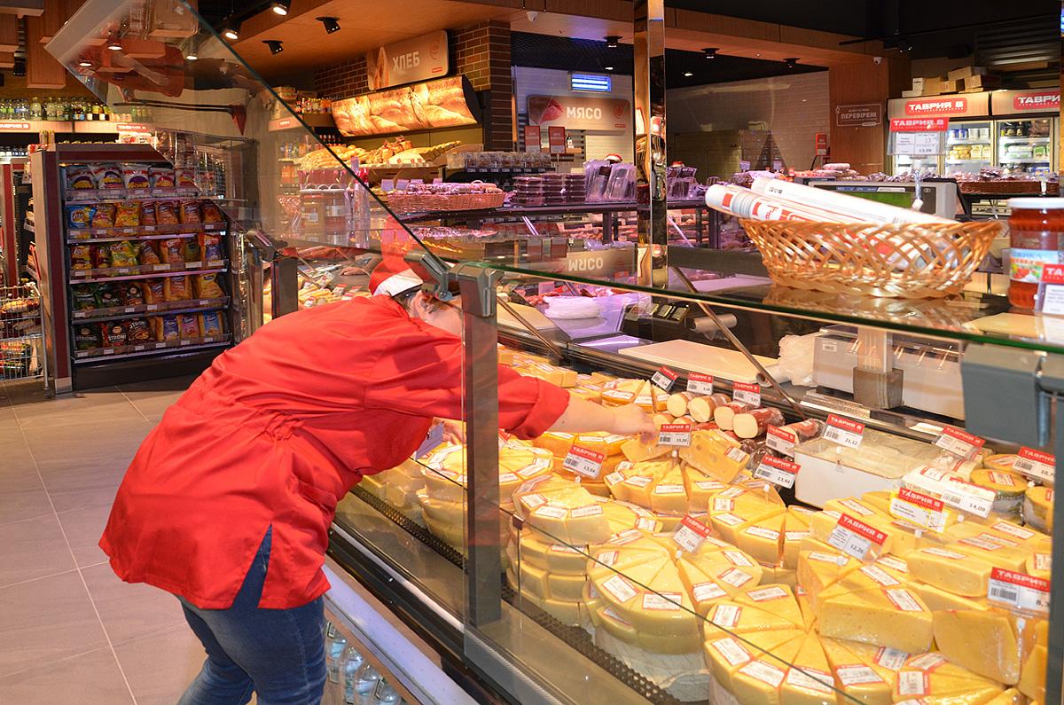этой статье красивая выкладка колбас в супермаркетах фото саяногорске