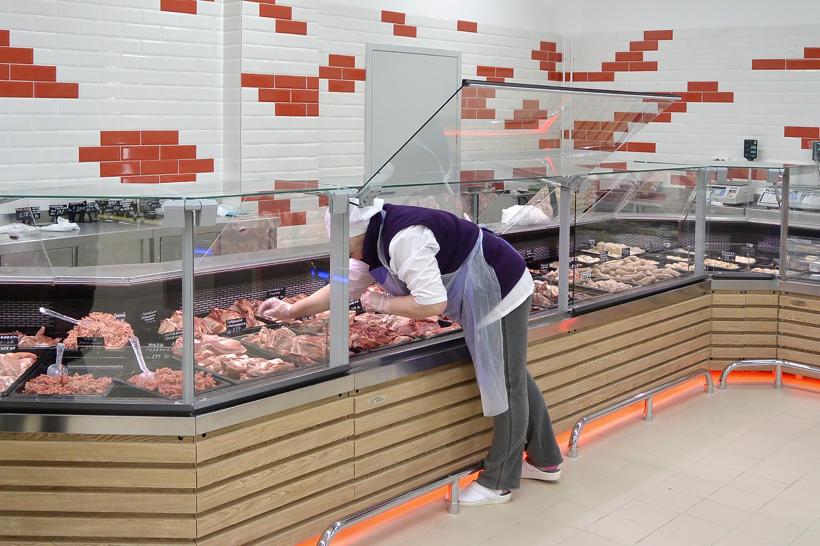 Supermarket Telezhka