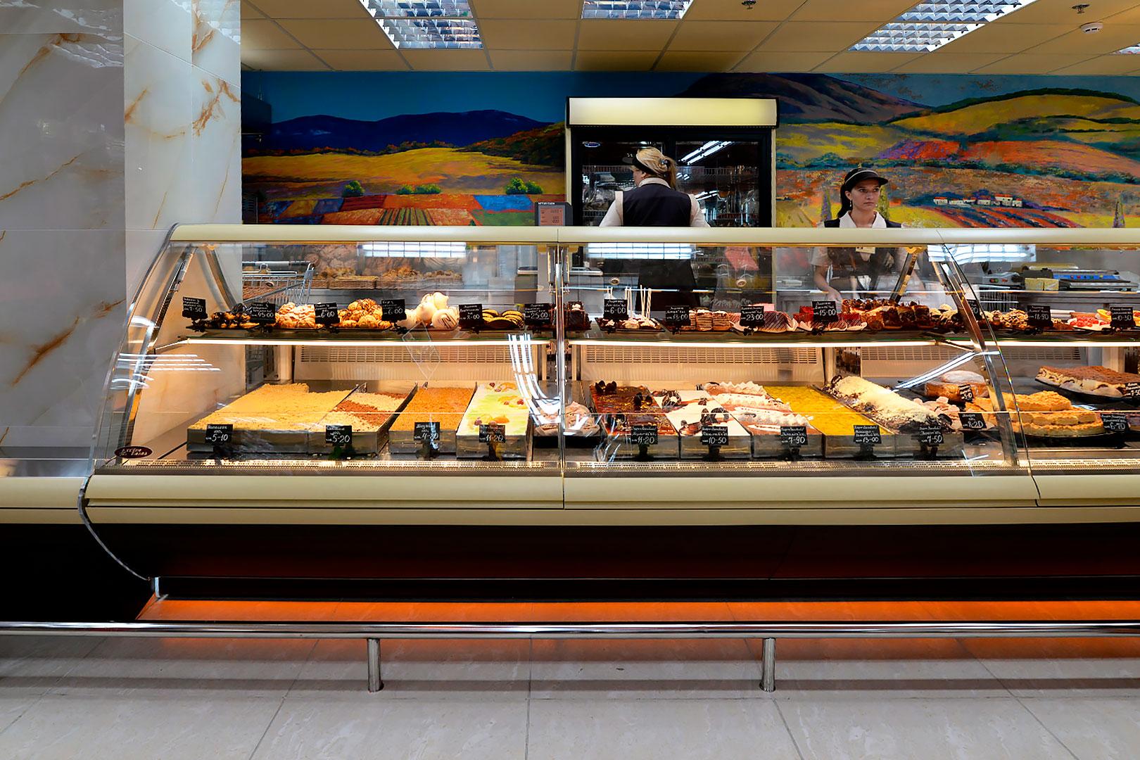 Sypermarket ROST, Kharkiv, Ukraine