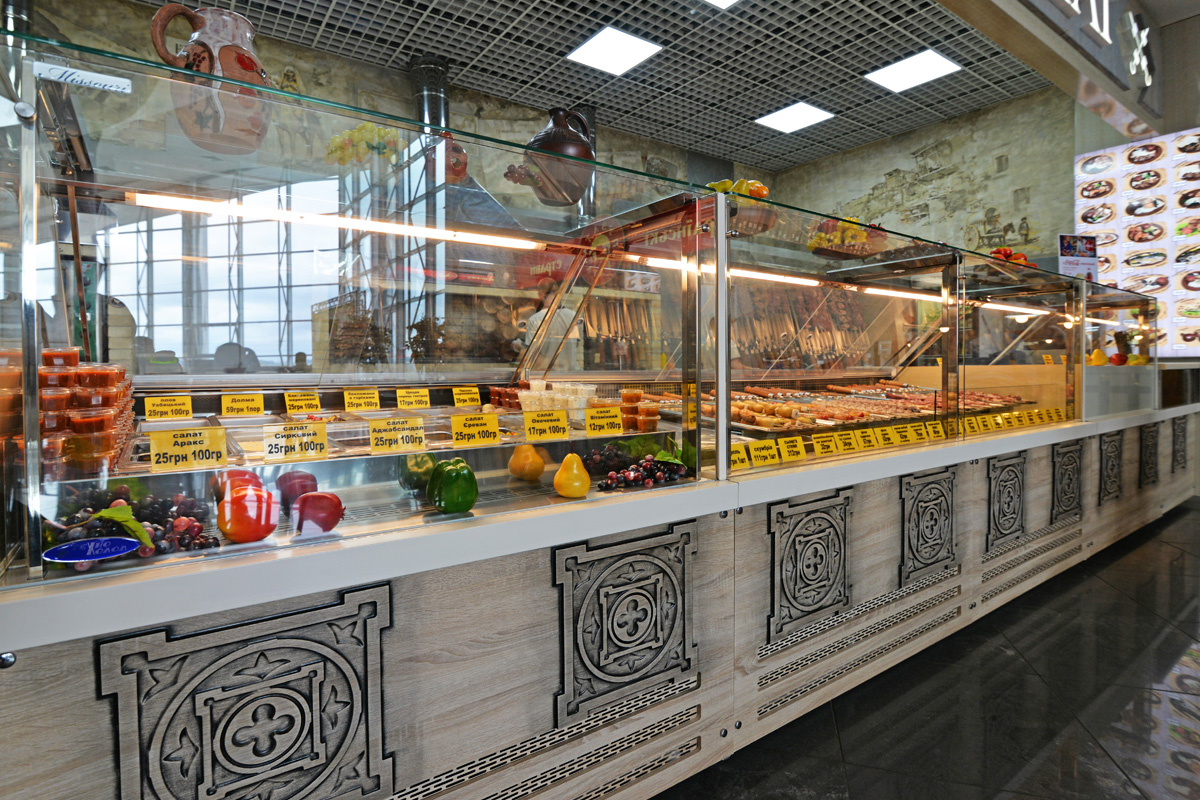 Refrigerated display cases Missouri A