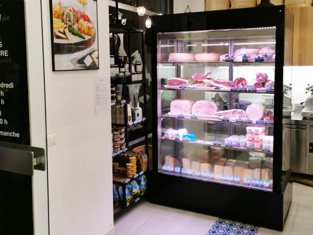 Шкаф Kansas А4SG 078 meat 2HD