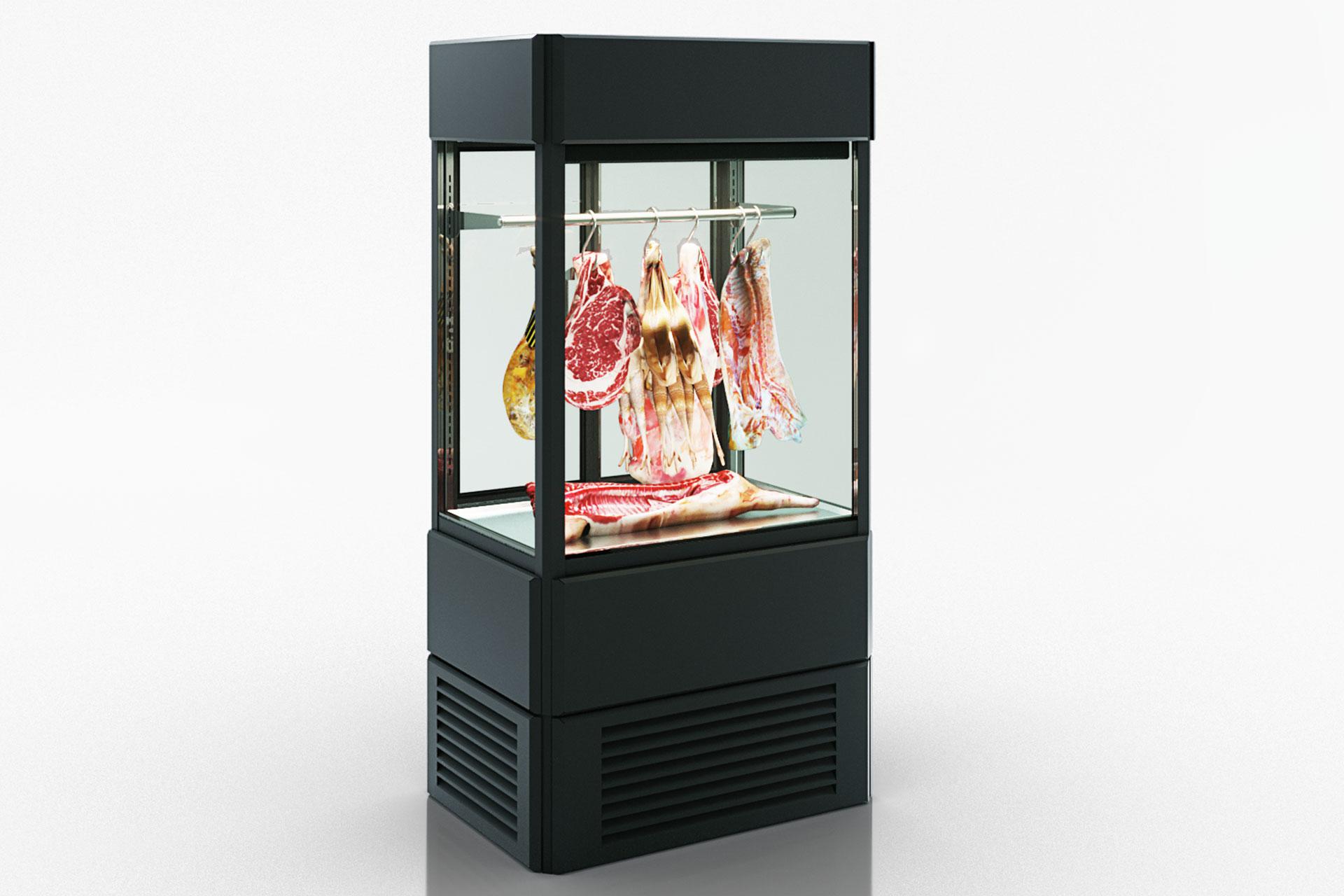 Спеціалізовані вітрини для продажу м'яса Arkansas AV 077 meat D 220-SBA