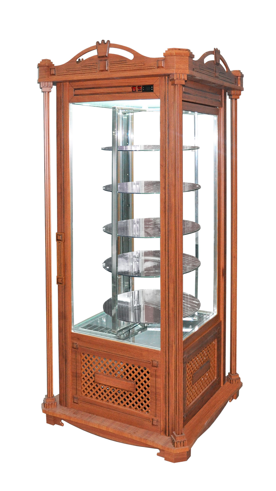 Кондитерский шкаф Kansas А4SG 070 patisserie 1HD 198-D600A-070
