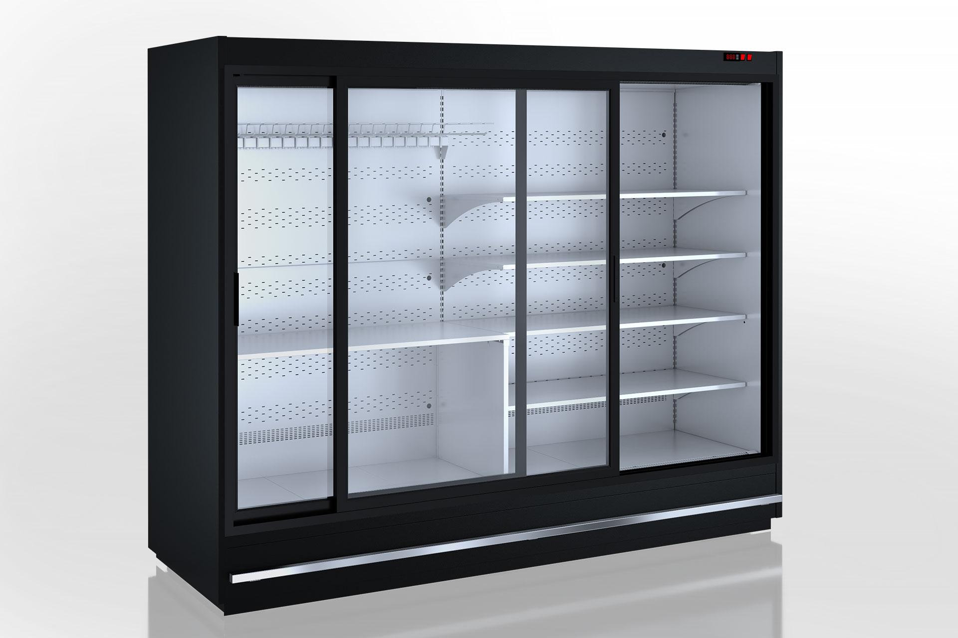 Специализированная витрина для продажи мяса Indiana MV 080 meat D 205-DLM
