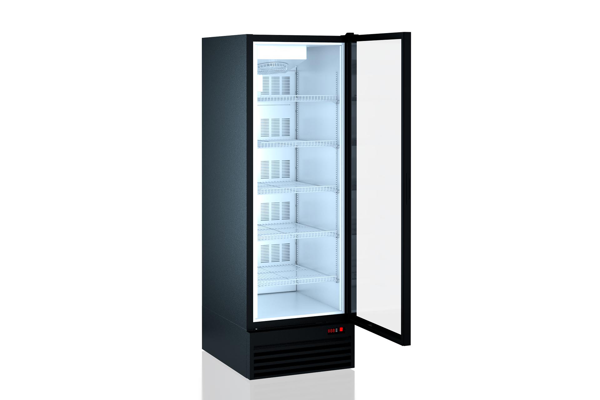 Холодильные шкафы Kansas A1SG 087 LT 1HD 210-D700A-069 (с дверью Teknodor)