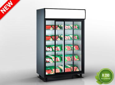 Холодильні шафи Kansas 5 VA1SG 070 HT SD
