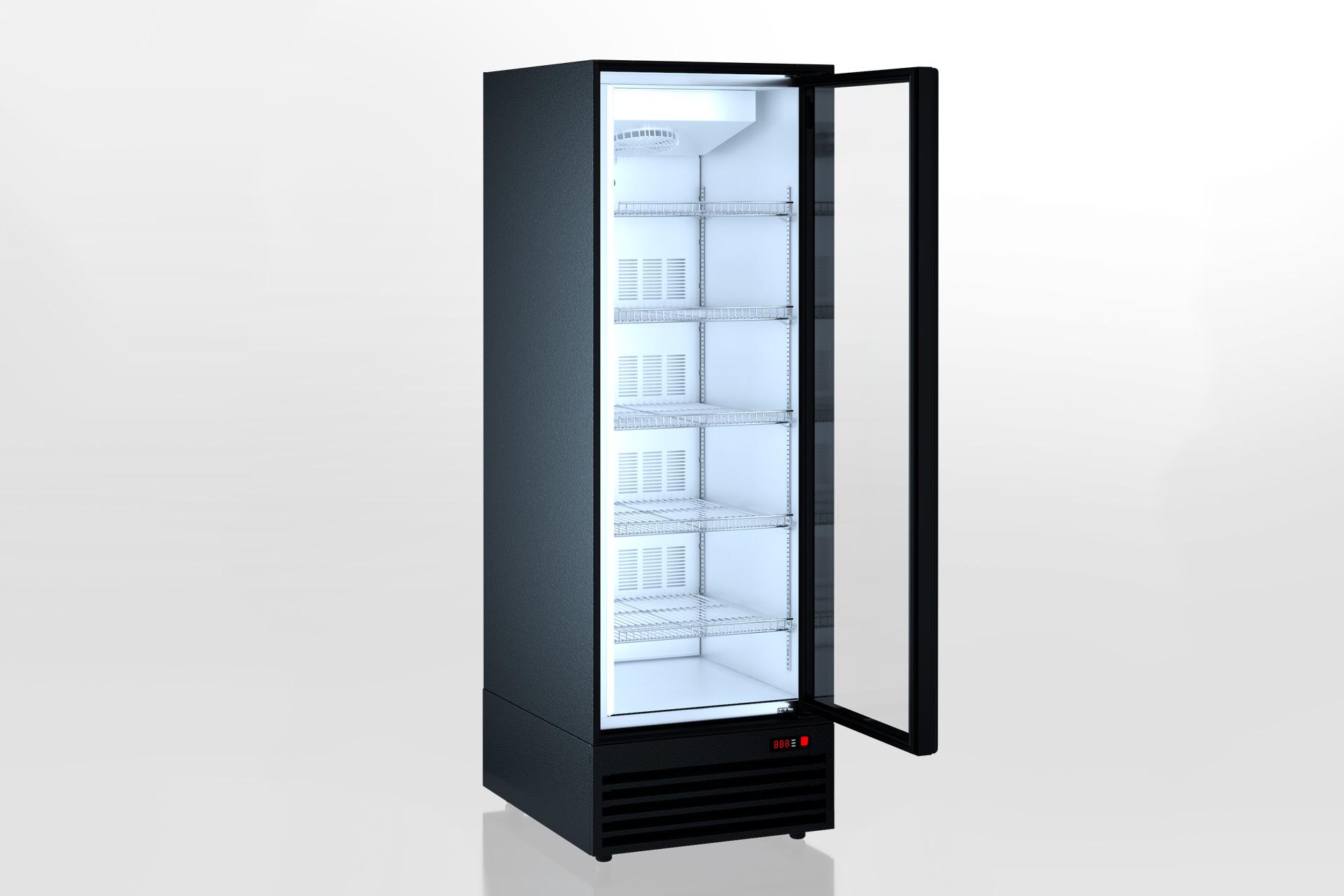Холодильні шафи Kansas A1SG 087 LT 1HD 210-D700A-069 (з дверима Hitline)