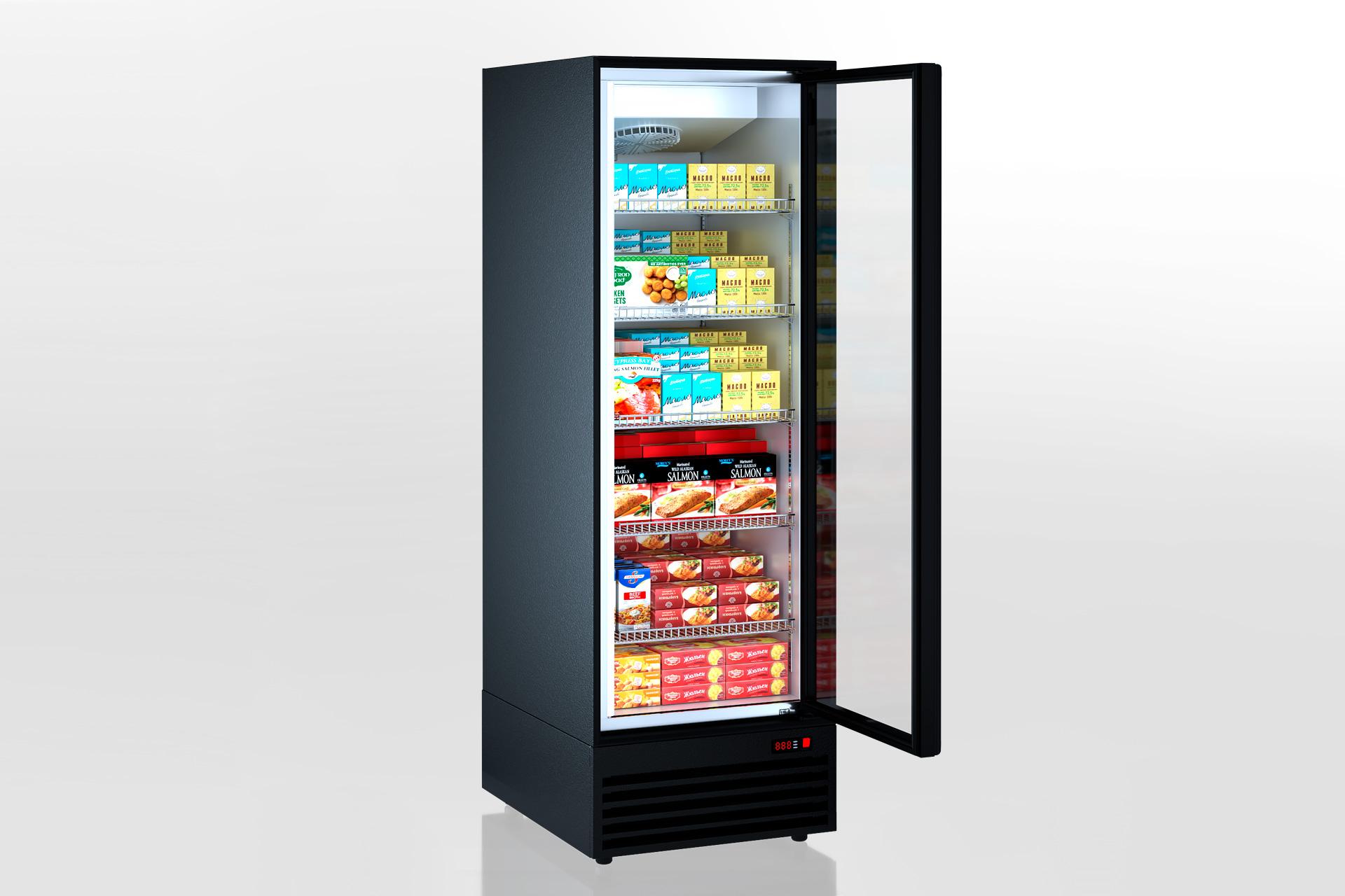 Холодильні шафи Kansas A1SG 087 LT 1HD 210-D700A-069