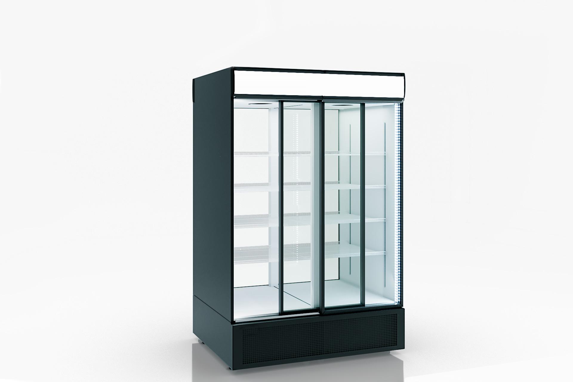 Холодильні шафи Kansas А2SG 055/085 HT SD 210-D800/D1200A-132