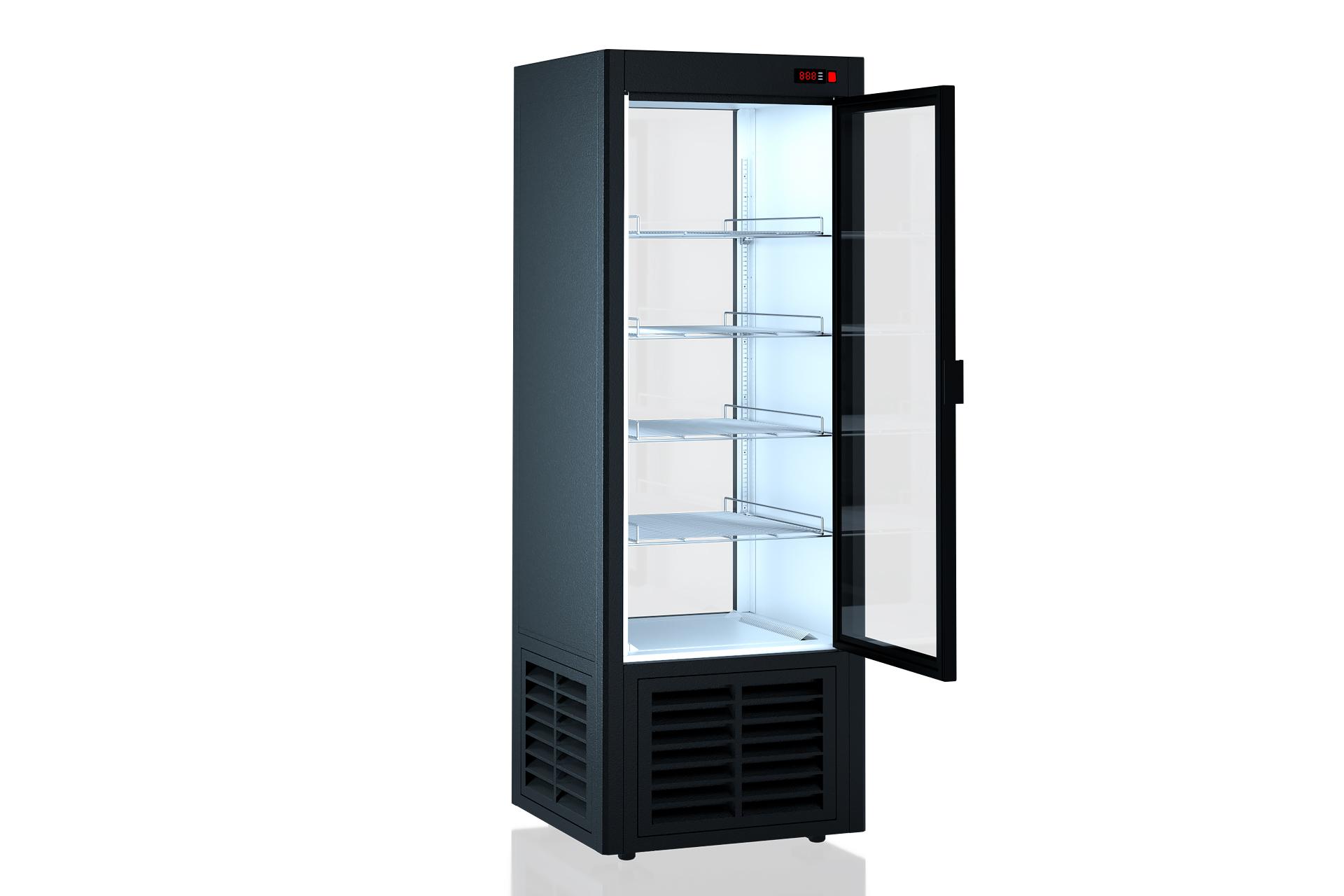 Холодильні шафи Kansas А2SG 070 HT 1HD 210-D600A-070 (вид з боку продавця)