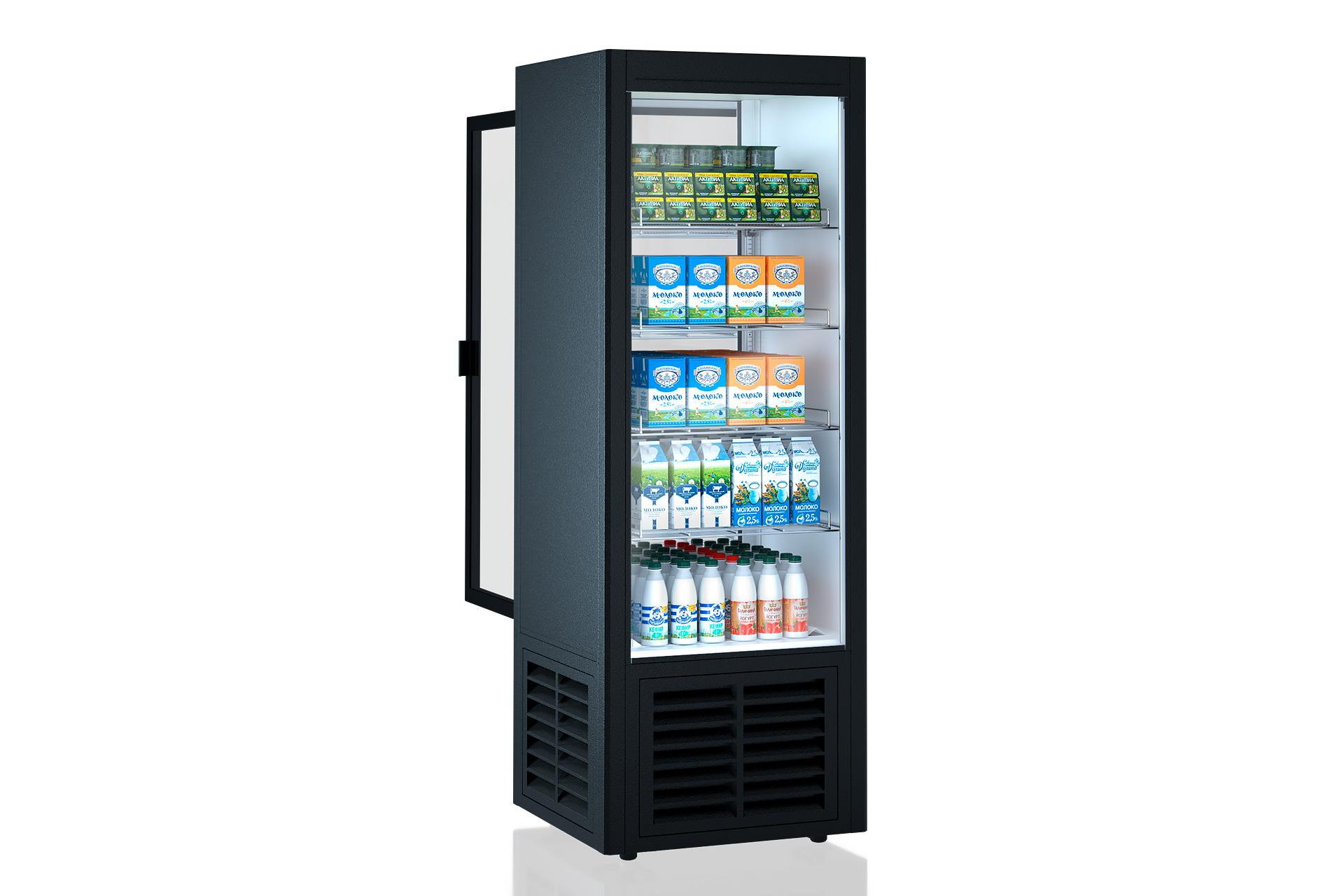 Холодильные шкафы Kansas А2SG 070 HT 1HD 210-D600A-070