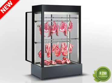 Холодильні шафи Kansas А4SG 078 meat 2HD option