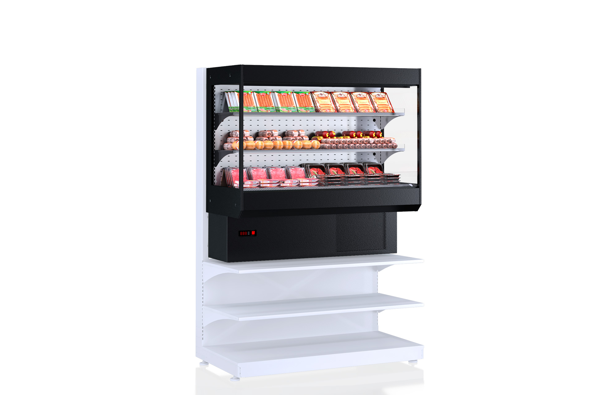 Refrigerated cabinets Kansas АV 063 HMT D 129-D650/D800A-100/125