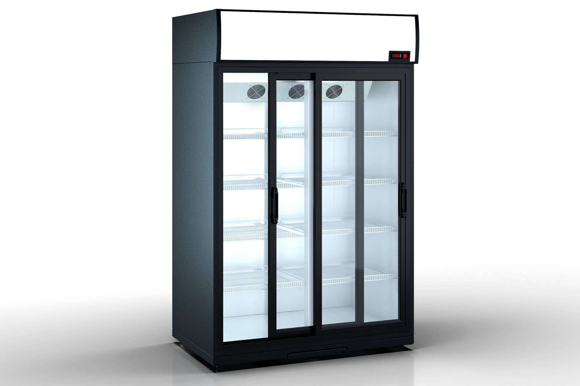 Refrigerated cabinets Kansas VА1SG 050 HT SD 210-D800A-132