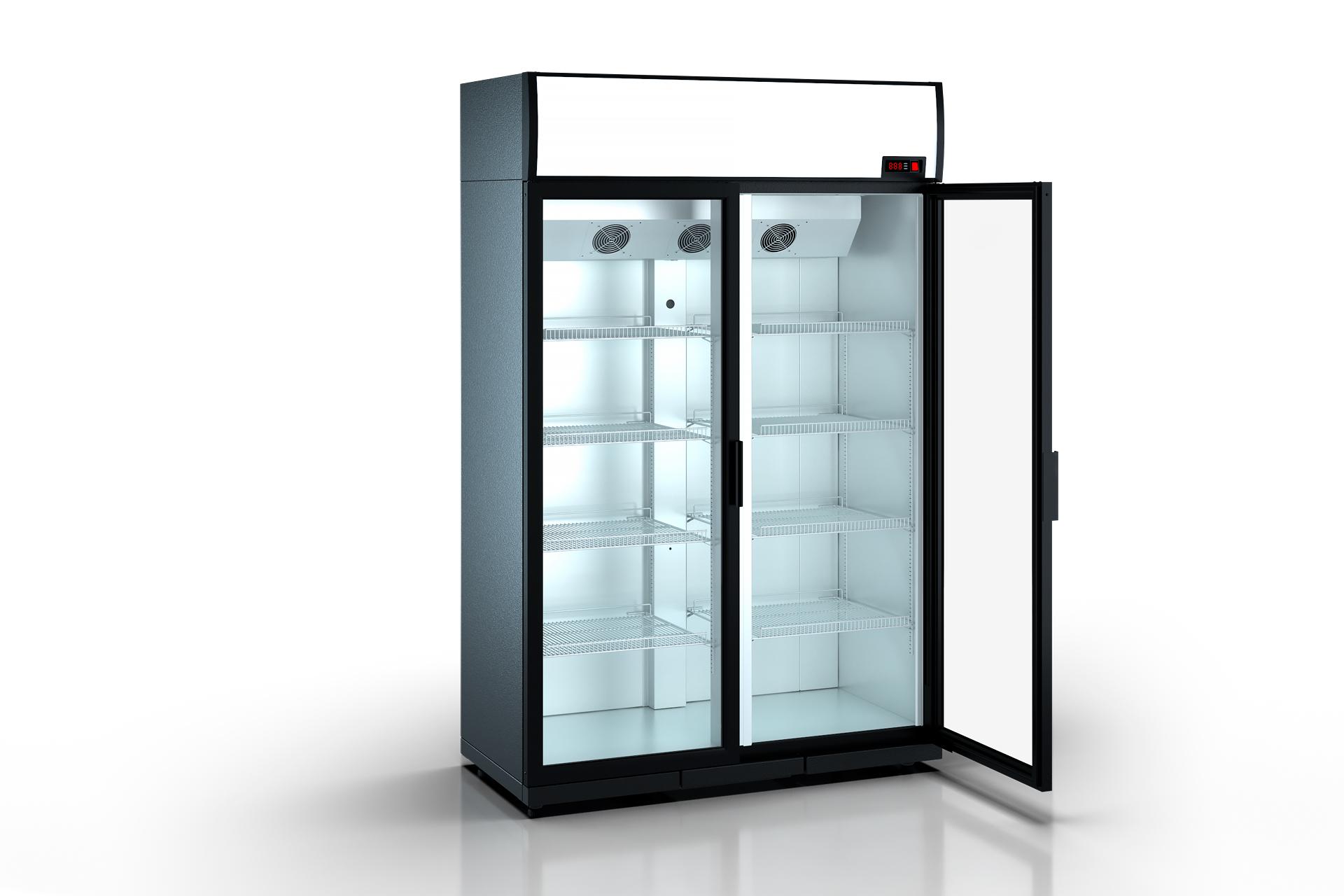 Холодильні шафи Kansas VА1SG 065 MT/HT 2HD 210-D1000A-132