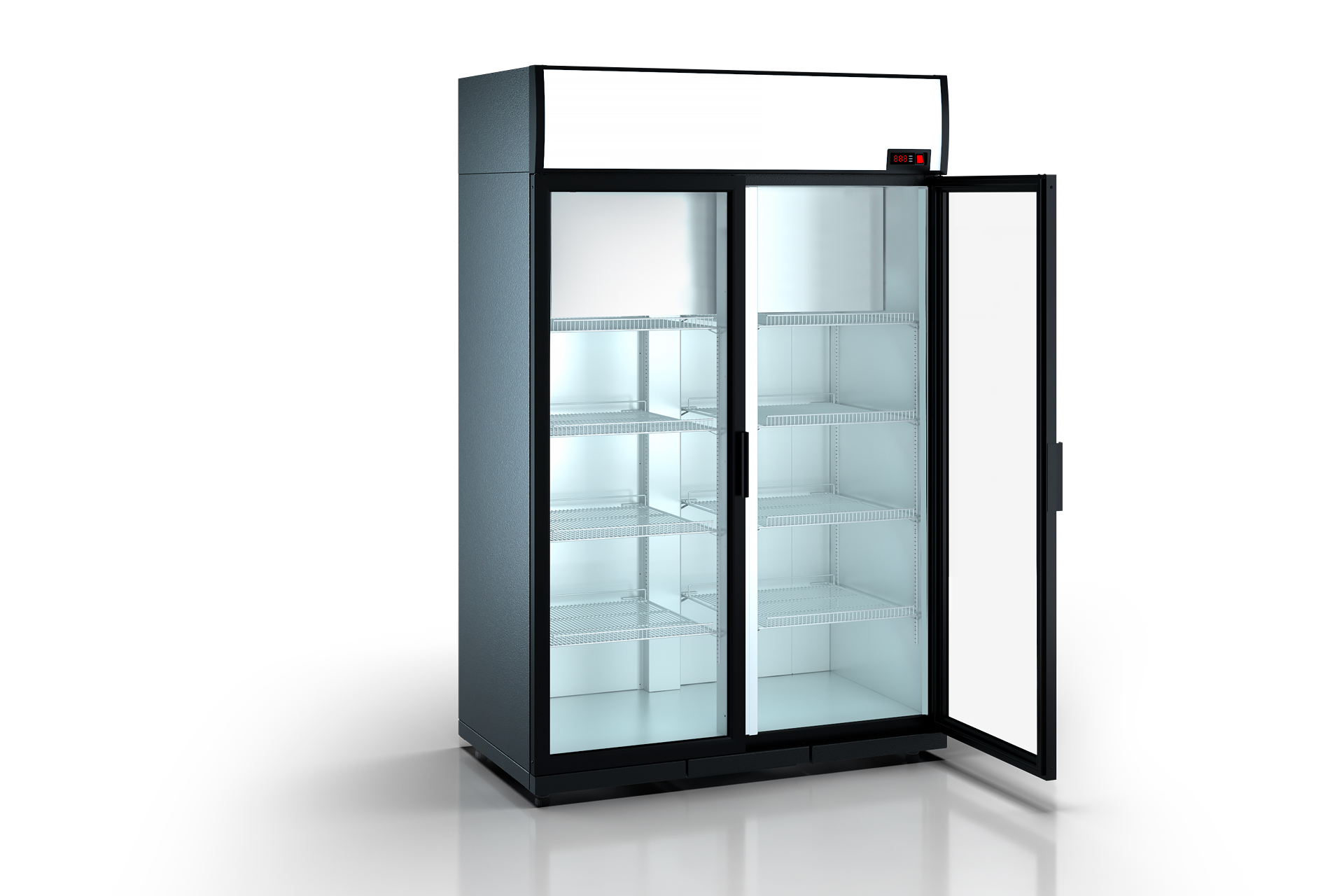 Холодильні шафи Kansas VА1SG 075 HT 2HD 210-S1200A-132