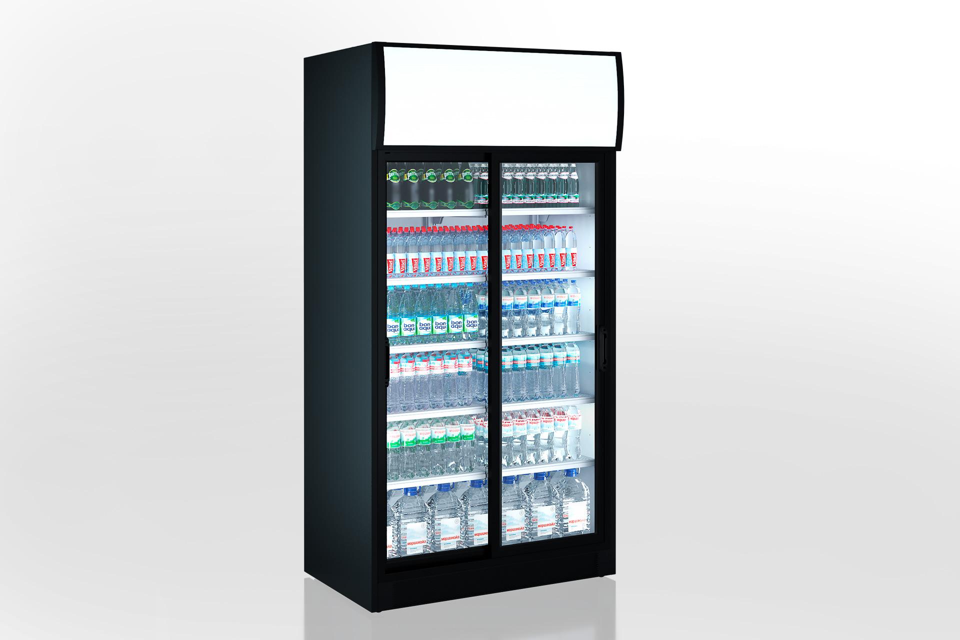 Холодильные шкафы Kansas VА1SG 075 HT SD 245-D1500A-127