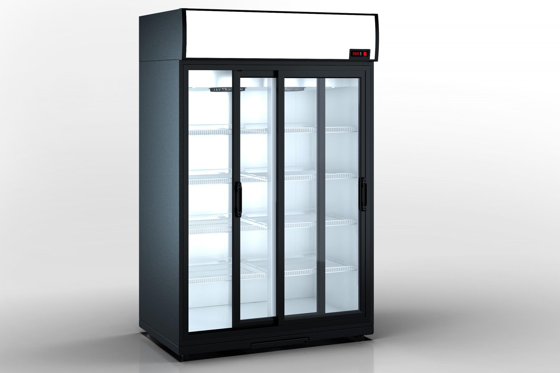 Холодильні шафи Kansas VА1SG 080 MT/HT SD 210-D1200A-132