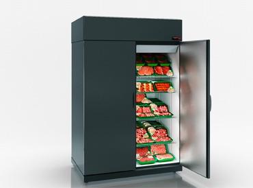 Холодильні шафи Texas 1000/1200/1600 VA AO 065/075/085 MT/HT DNT 210-DLA