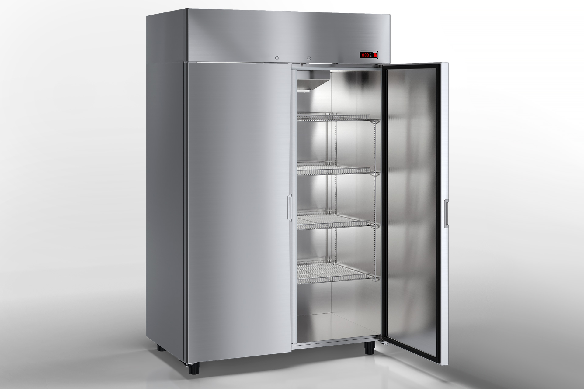 Холодильные шкафы Kansas VAZG 066/076/086 HT 2HD 210-D1100/D1300/D1500A-132