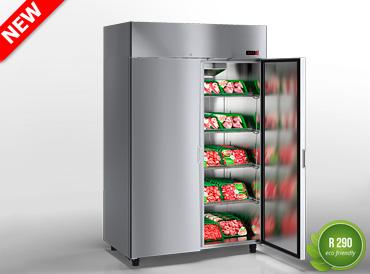 Холодильні шафи Kansas VAZG 066/076/086 HT 2HD