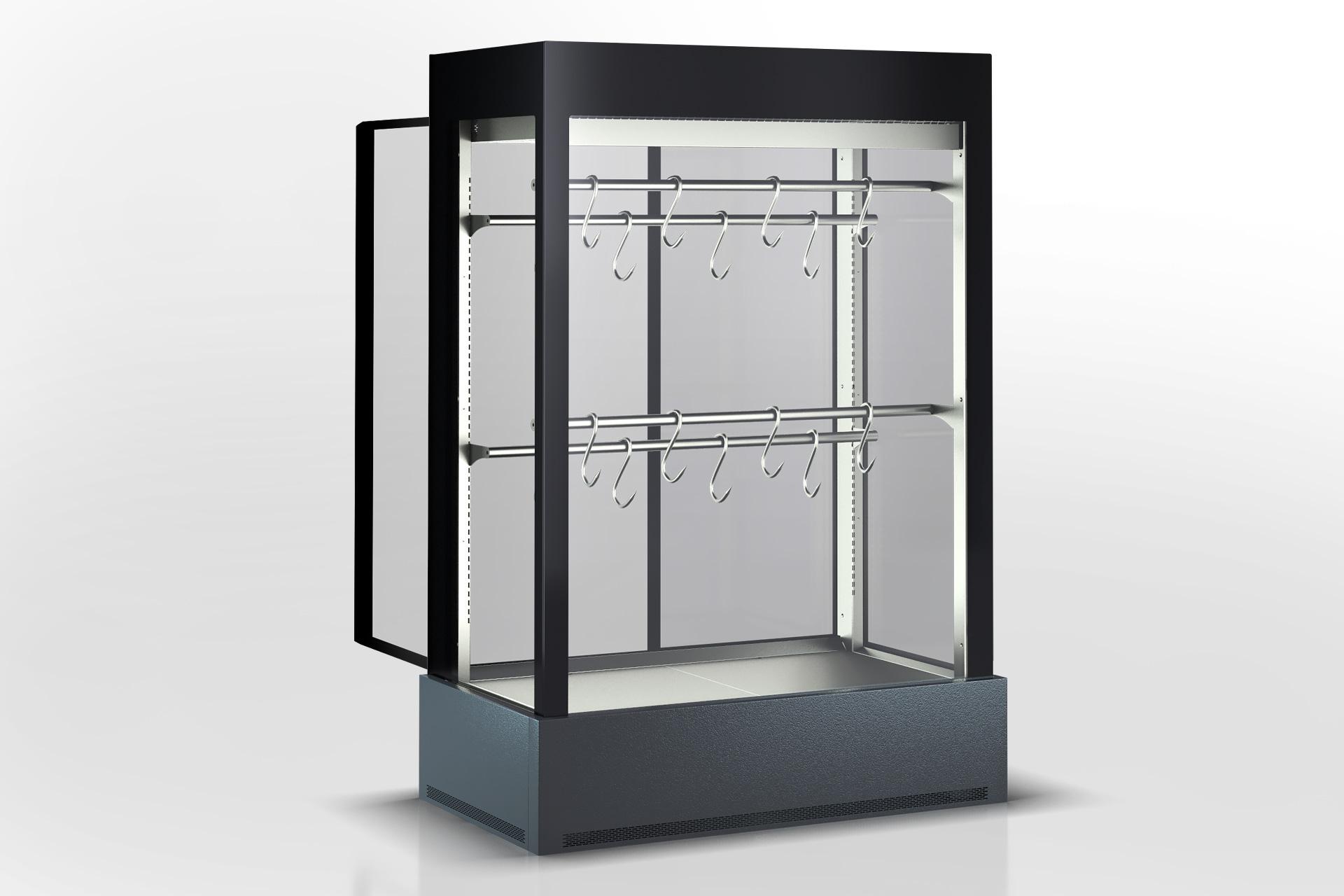 Холодильные шкафы Kansas А4SG 078 meat 2HD - option