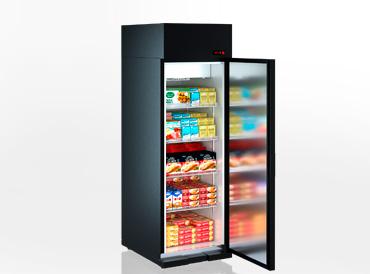 Витрины для замороженных продуктов Oregon 700 VA AO 090 LT DNT 215-DLA
