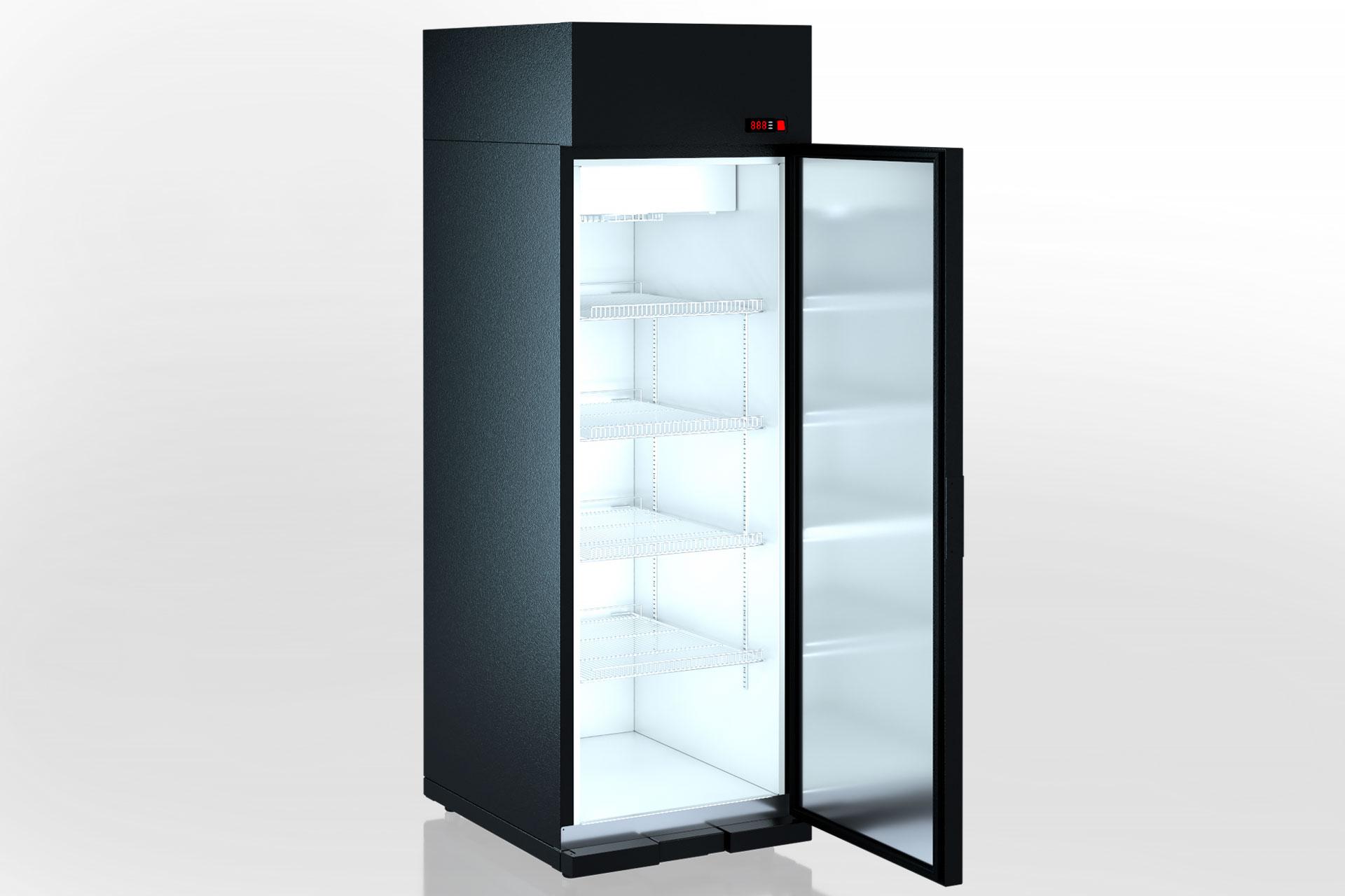 Вітрини для заморожених продуктів Kansas VАZG090 LT 1HD 210-D700A-069