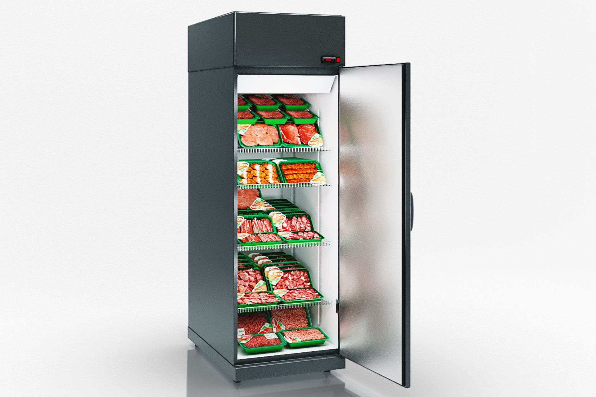 Refrigerated cabinets Kansas VАZG 065/075/085 MT/HT 1HD 210-D500/D600/D700A-065