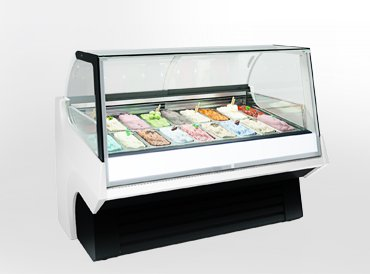 Specialized counters for soft-serve ice-cream sales Tennessee AC 110 ice cream PS 172-DLA
