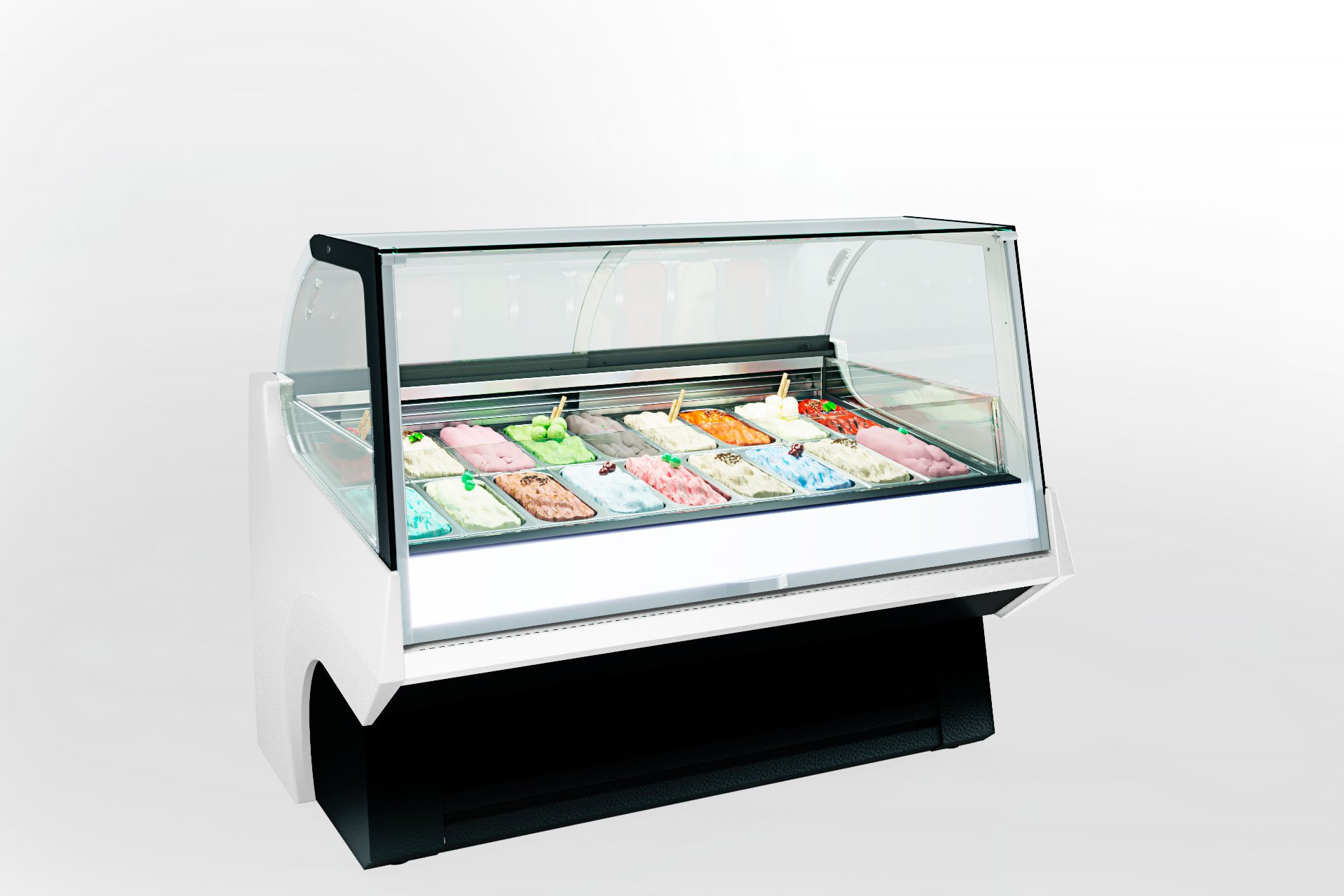 Tennessee AC 110 ice cream PS 172-DLA