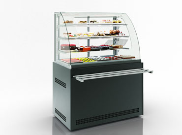 Confectionery counters Dakota GA 085 patisserie self SL 180-DLA