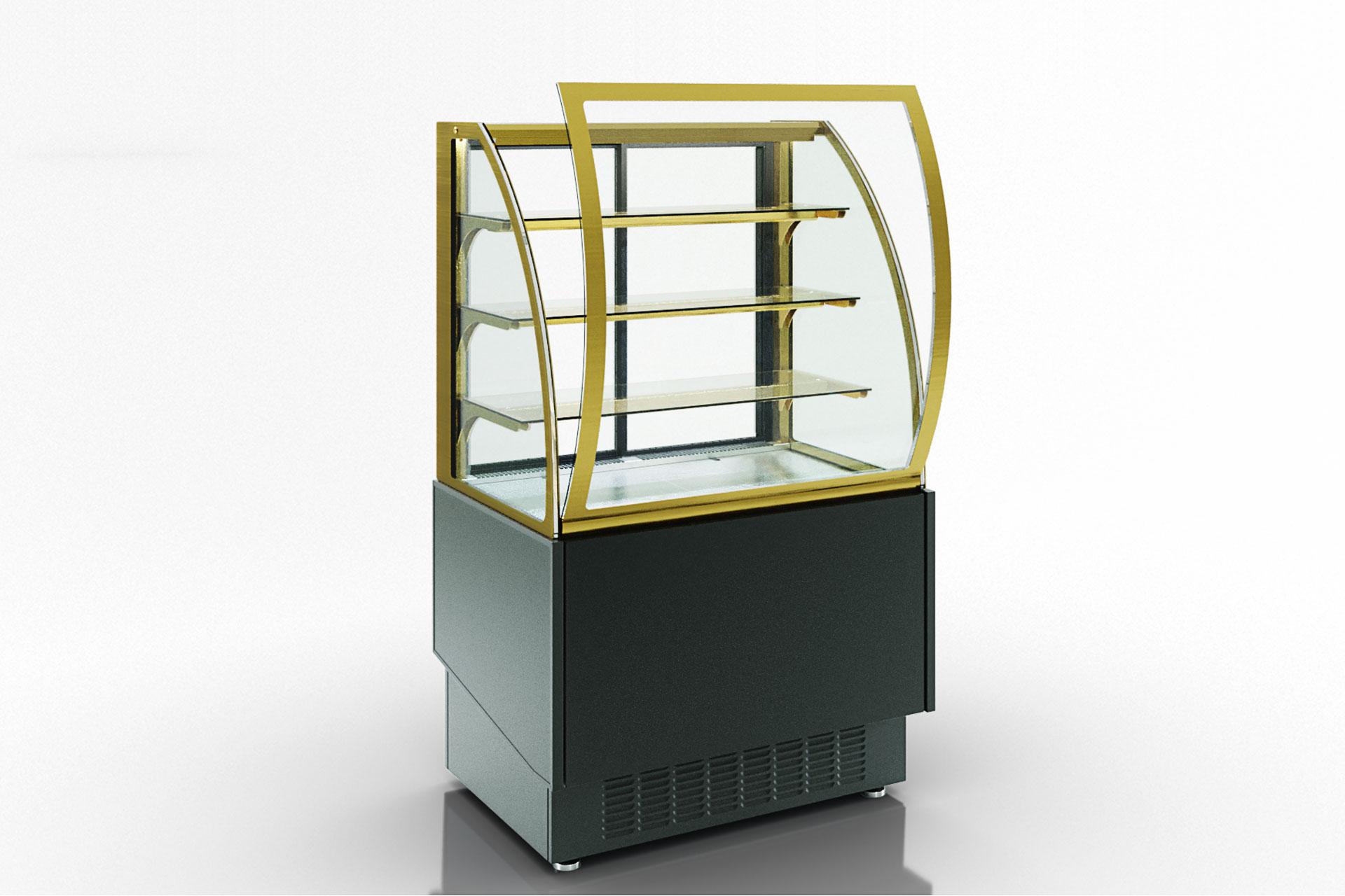 Кондитерська вітрина Dakota snack AG 080 patisserie OS 160-DBA