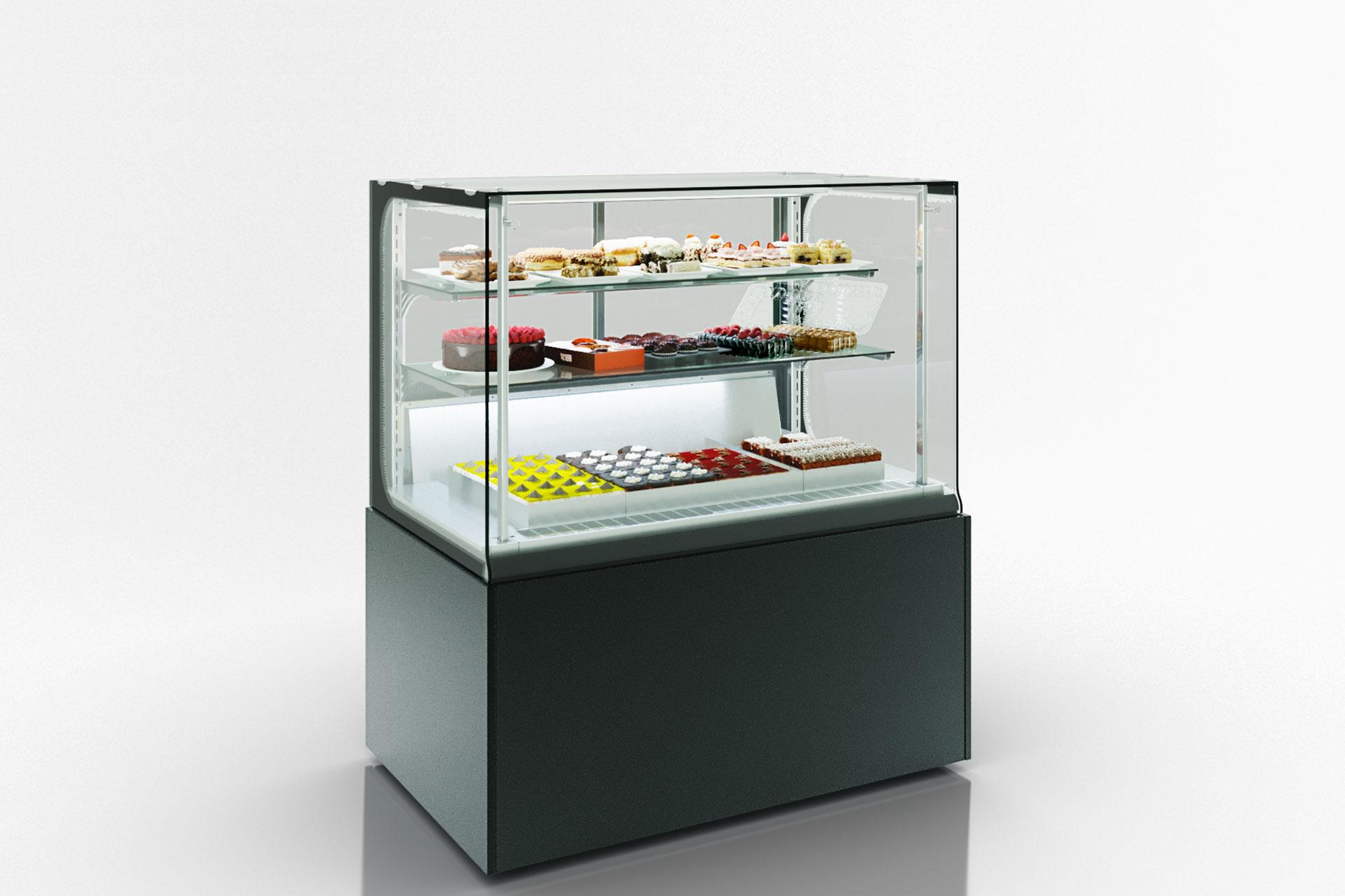 Confectionery counters Dakota VP AC 085 patisserie OS 150-DLA