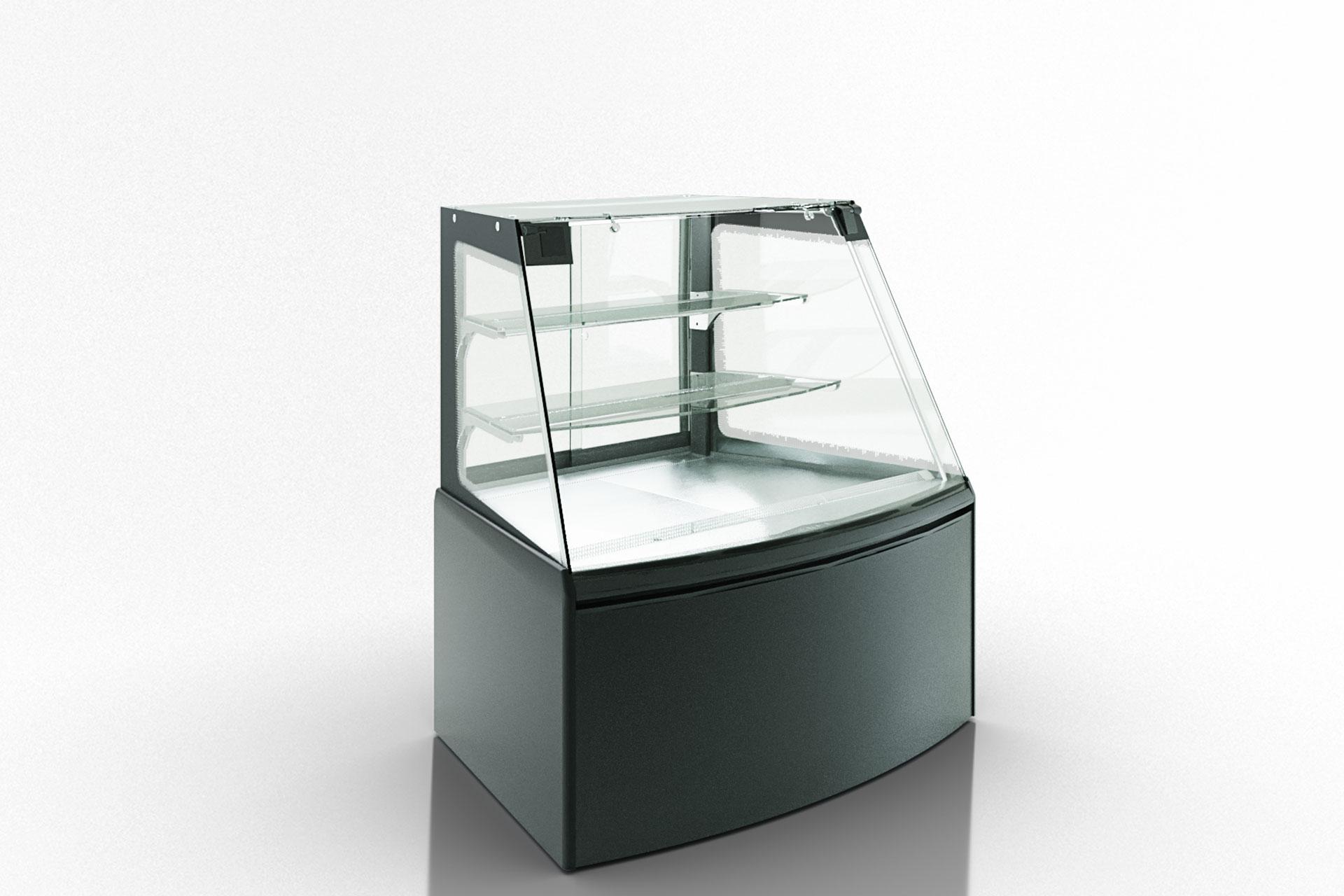 Konditorei-Vitrinen Dakota sapphire KA 090 patisserie PS 140-DLA-ER35 - Winkelelement