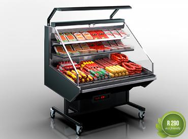 Холодильна вітрина Missouri promo MC 100 deli self 140-DLA