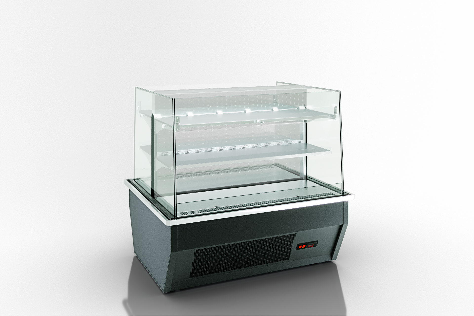 Promotional merchandiser Virginia AC 103 deli self 128-DLA