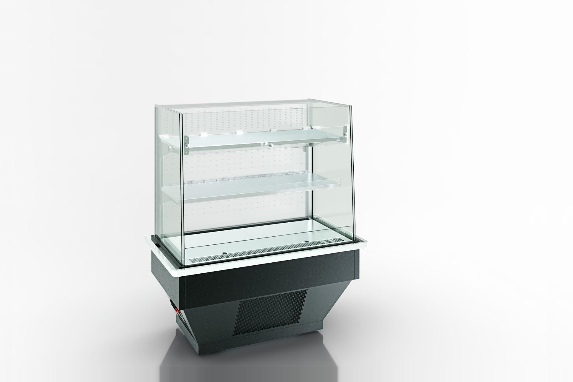 Промоциональная витрина Virginia AC 103 deli self 128-DLA-TL