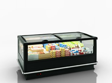 Frozen foods units Alaska wall MV 100 LT C M