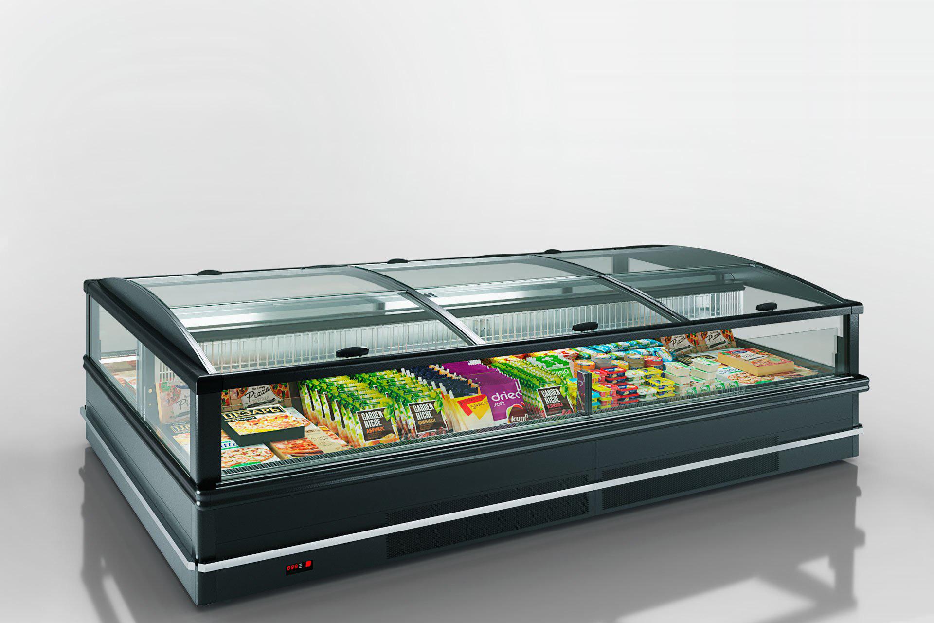 Frozen foods unit Alaska DE AH 160/200 LT C 100-SLA