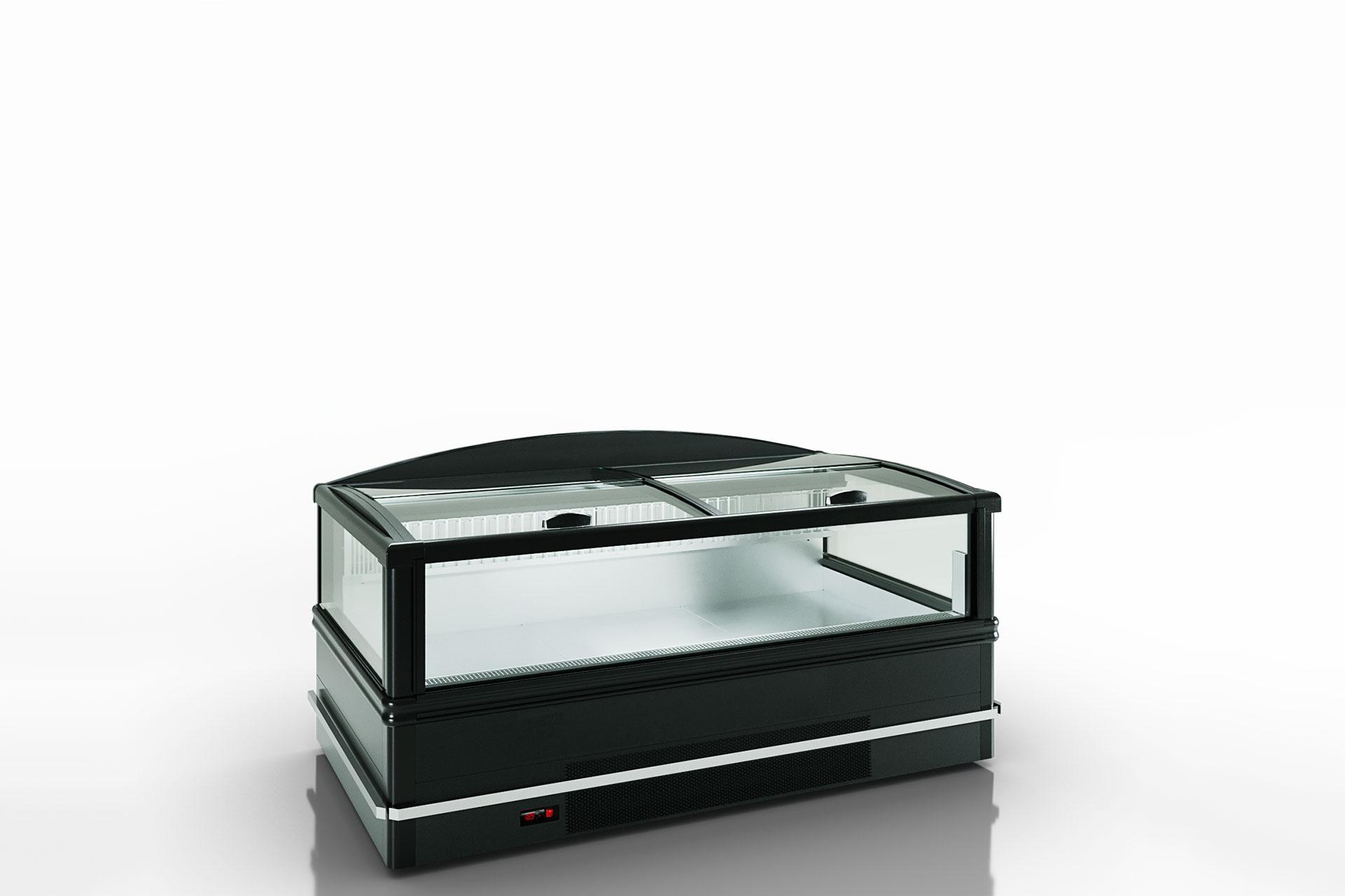 Витрина для замороженных продуктов Yukon cube MH 200 LT C 088-SLA-TL