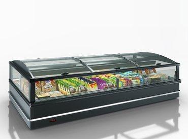 Frozen foods units Yukon cube MH 160-200 LT O 088-DLM