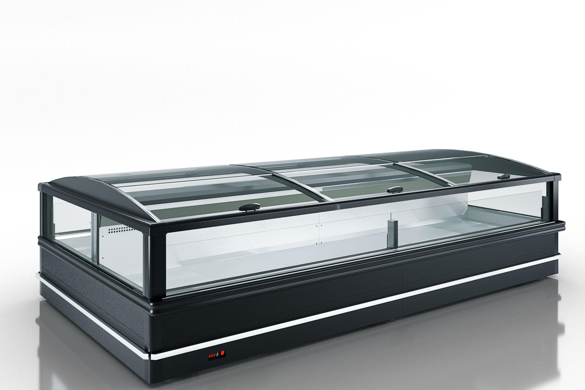Витрина для замороженных продуктов Yukon MH 200 LT C 088-DLM