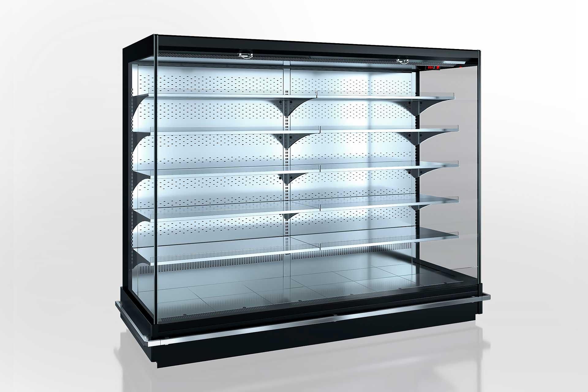 Холодильнные пристенные витрины Indiana 2 MV 070 MT O 205-DLM