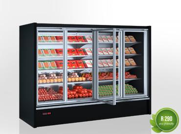 Semi-vertical cabinets Indiana eco medium ASV 070 MT D 170-DLM/DLA
