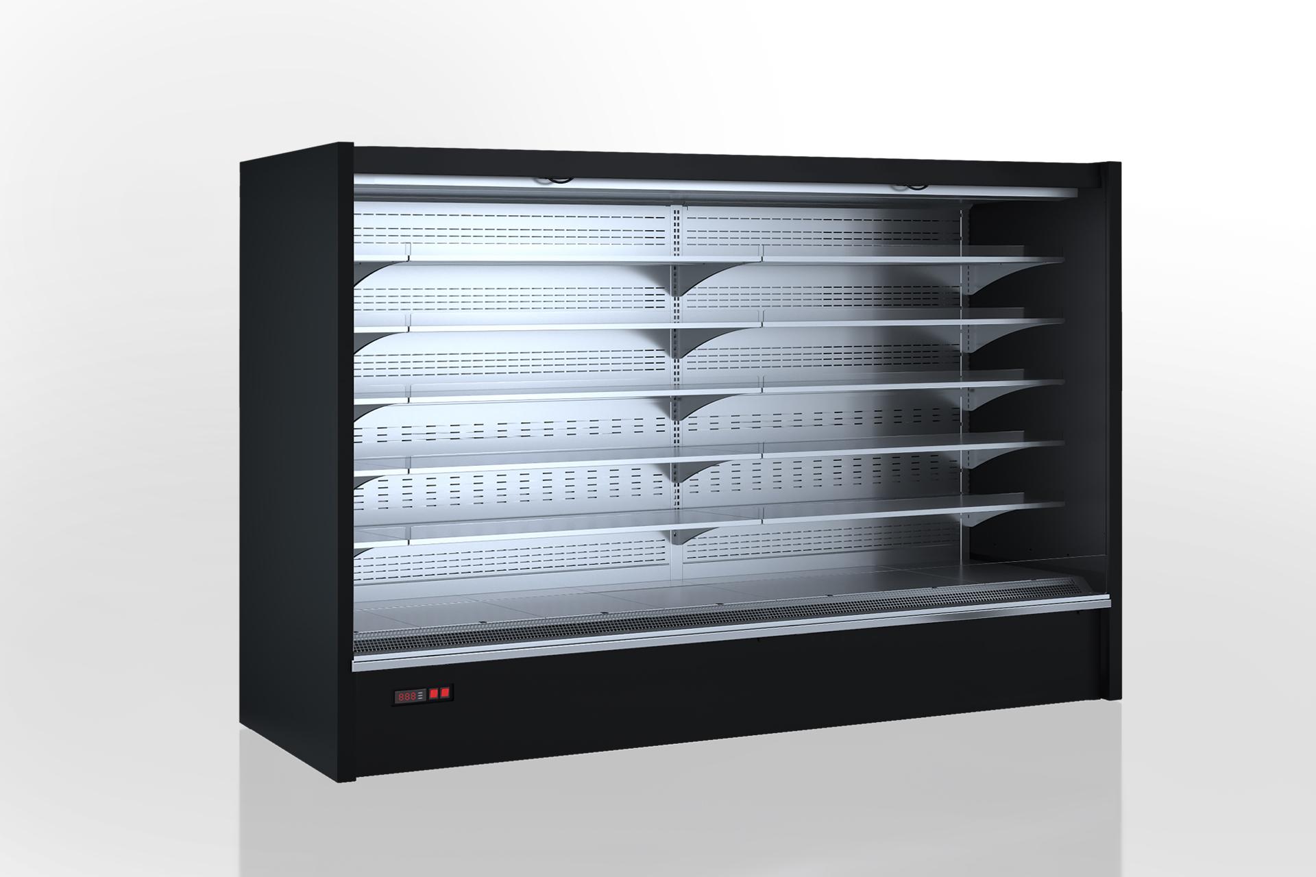 Холодильні напіввертикальні вітрини ASV 070 MT O 170-DLM/DLA