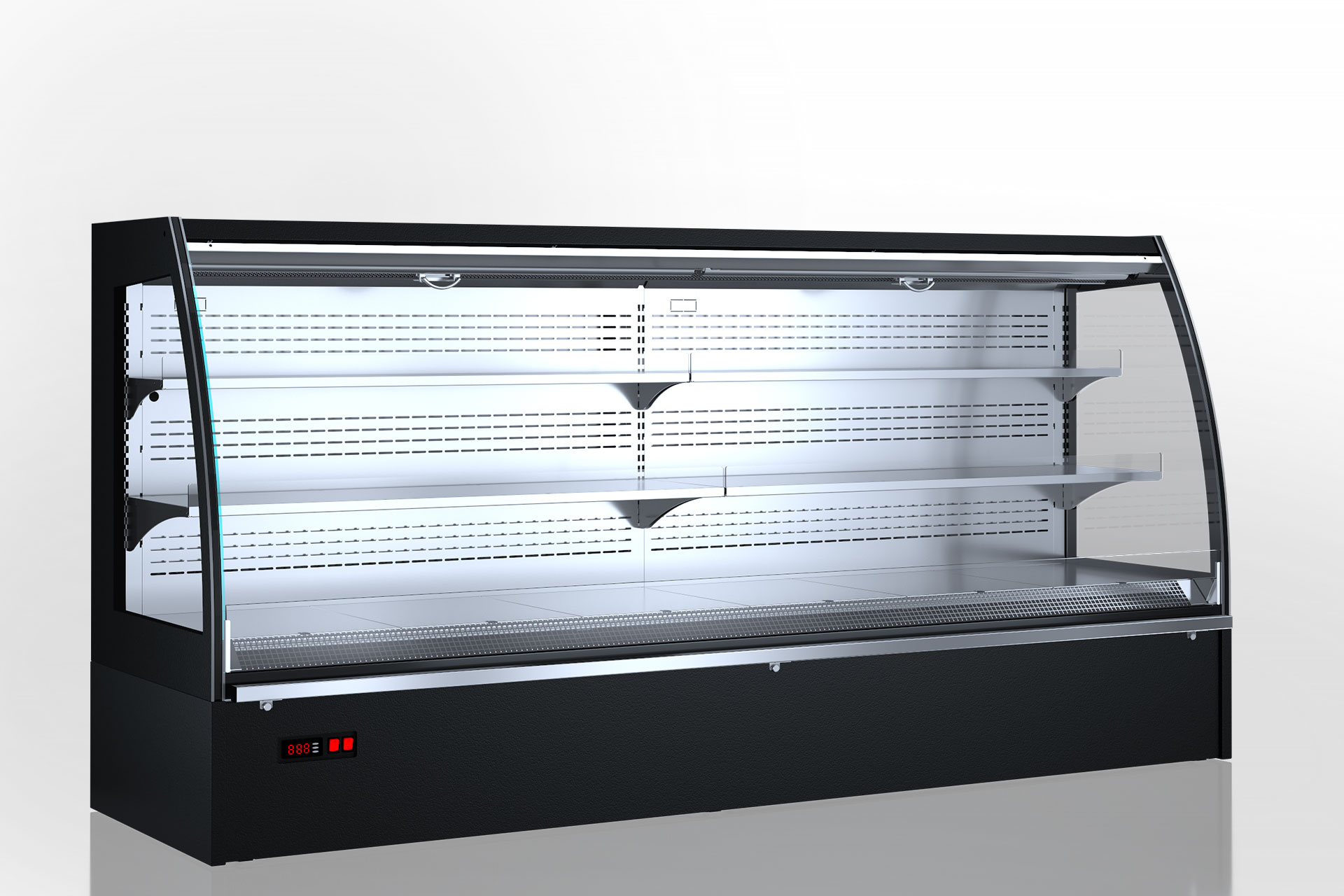 Semi-vertical cabinet Indiana eco MSV 070 MT O 130-DLM