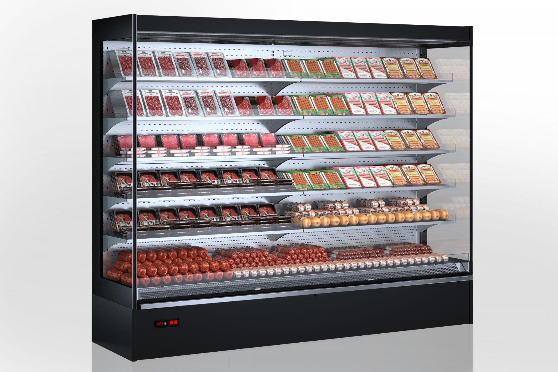 Multideck cabinets Indiana medium AV 066/070/085 MT O 210-DLM/A