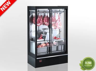 Холодильні пристінні вітрини Indiana medium AV 070 meat D 210-DLA